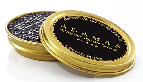 Caviale Black Adamas